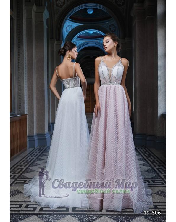 Вечернее платье 19-506
