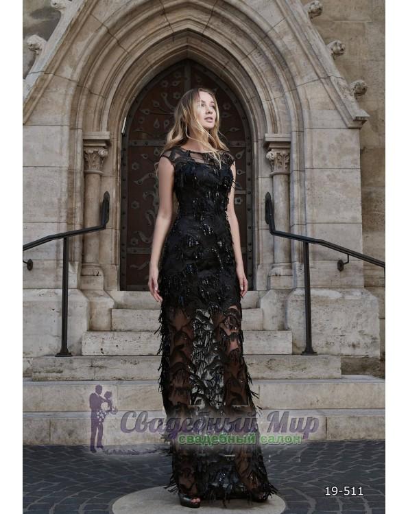 Вечернее платье 19-511