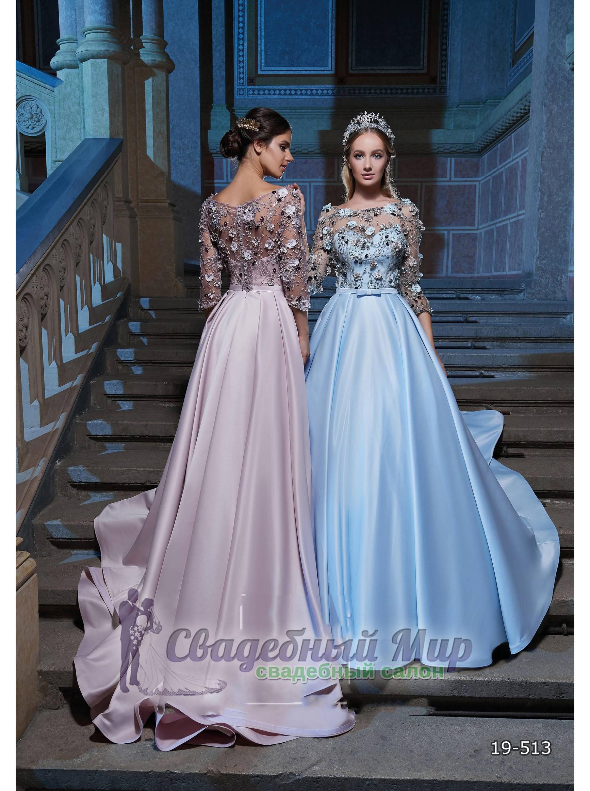 Вечернее платье 19-513