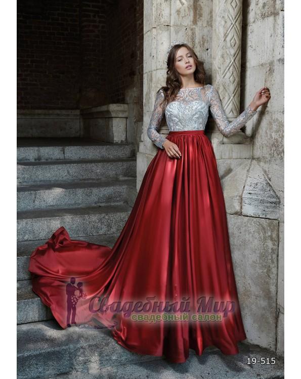Вечернее платье 19-515