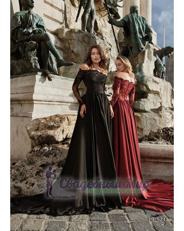 Вечернее платье 19-521