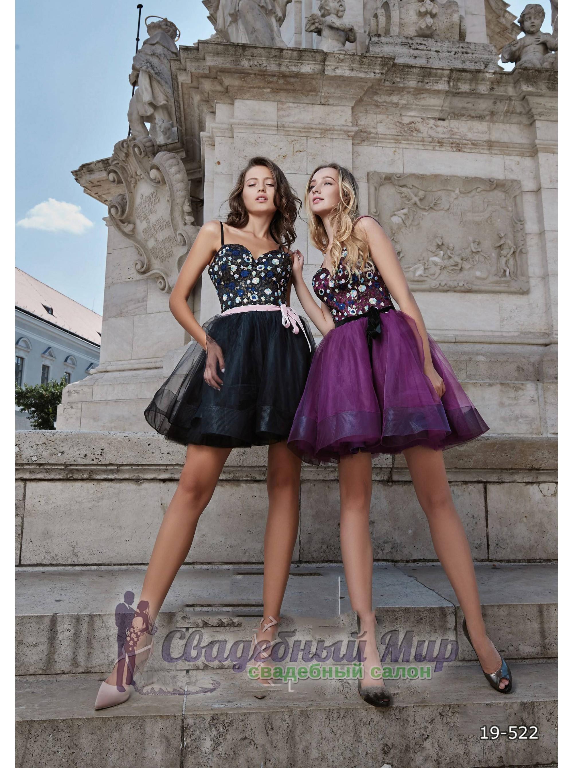 Вечернее платье 19-522