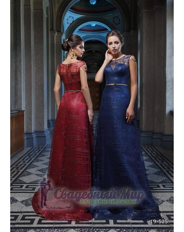Вечернее платье 19-525