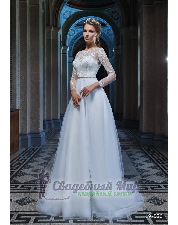 Вечернее платье 19-526