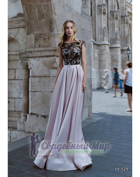 Вечернее платье 19-529