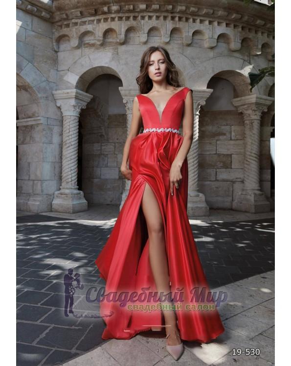 Вечернее платье 19-530