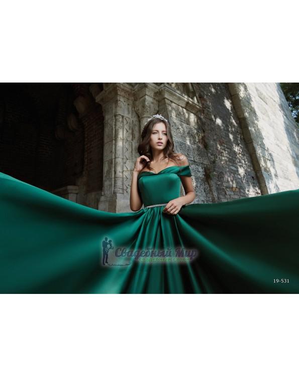 Вечернее платье 19-531