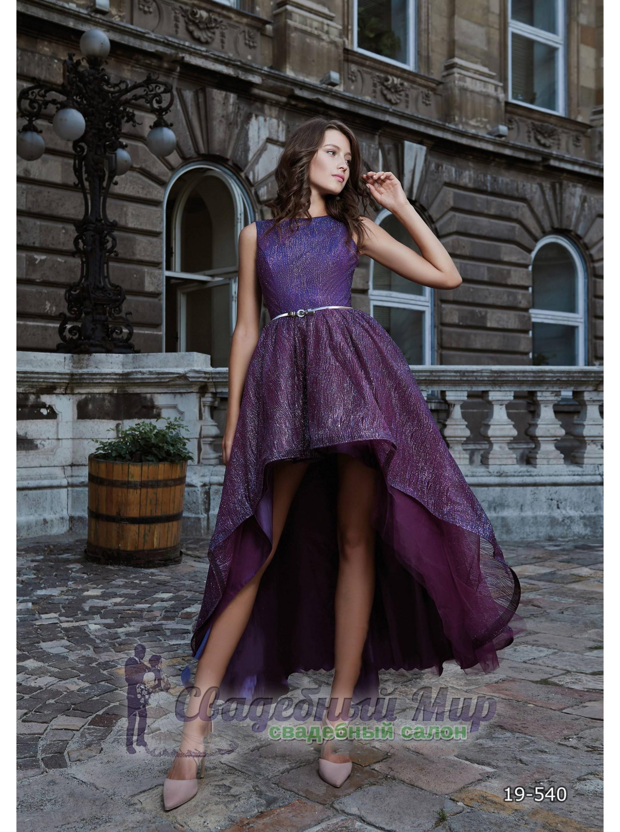 Вечернее платье 19-540