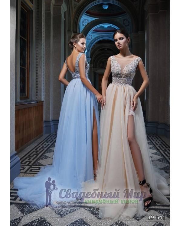 Вечернее платье 19-541