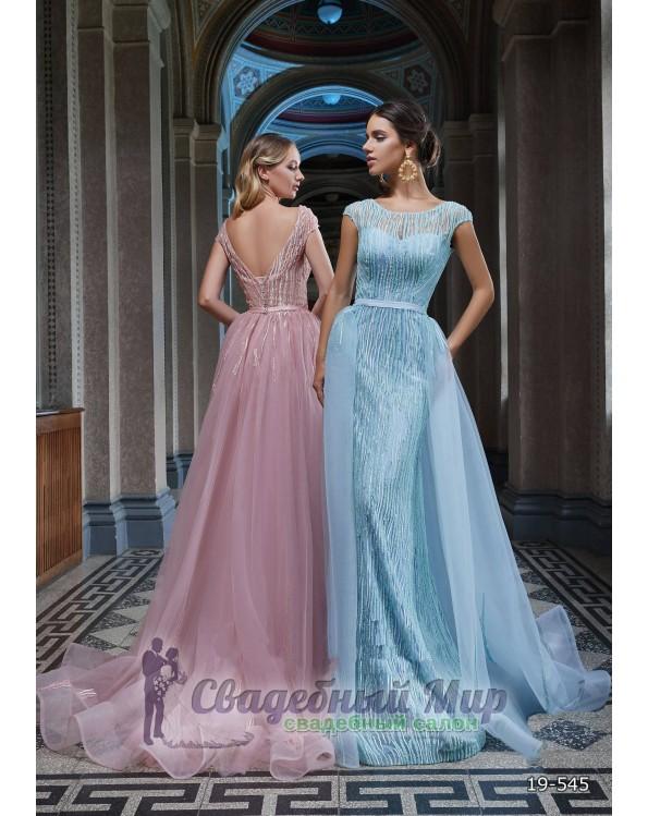 Вечернее платье 19-545