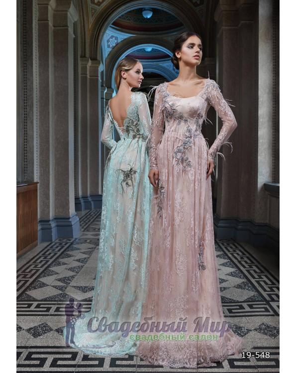 Вечернее платье 19-548