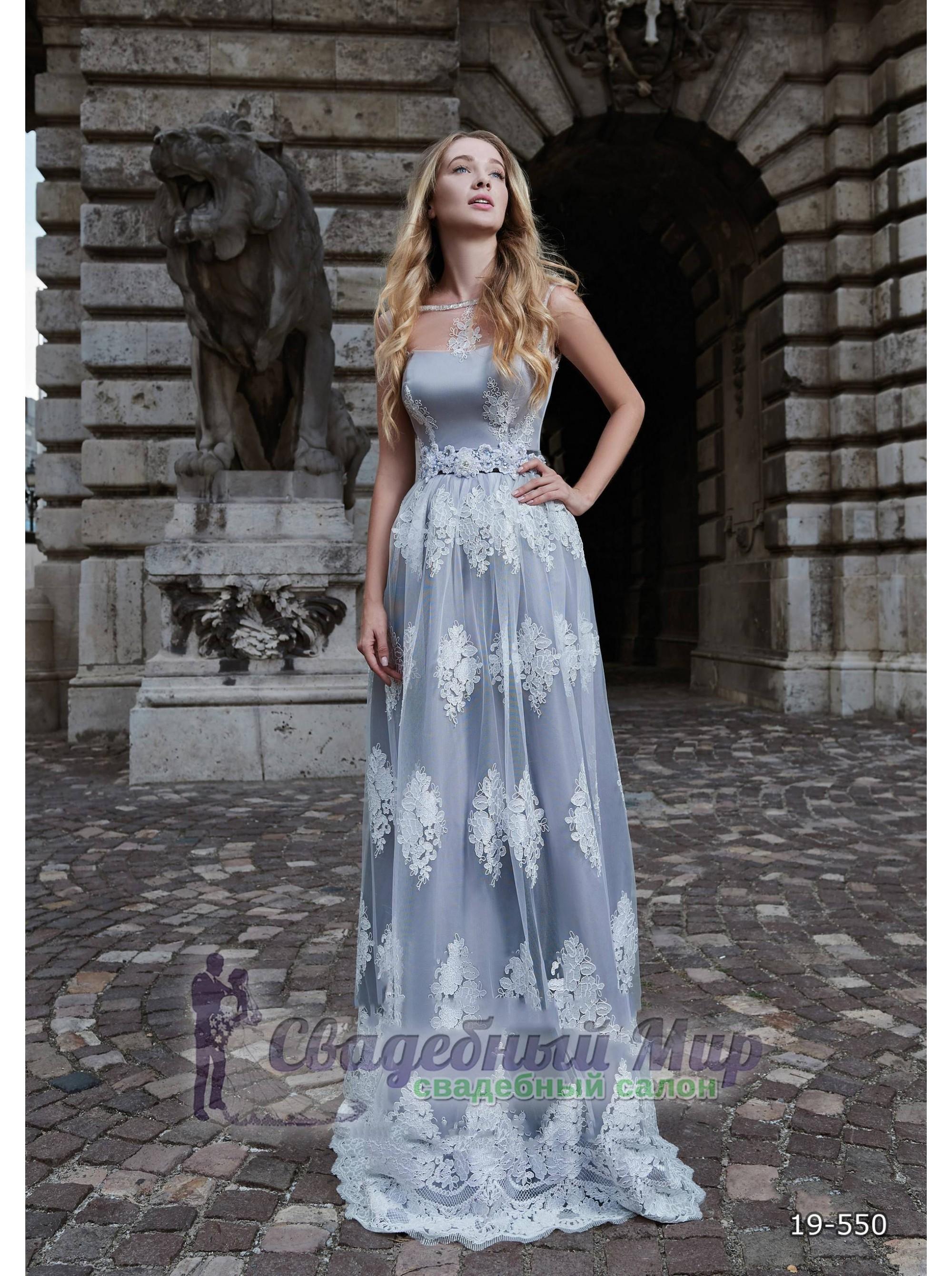 Вечернее платье 19-550
