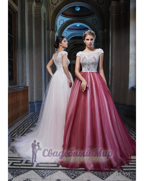 Вечернее платье 19-551