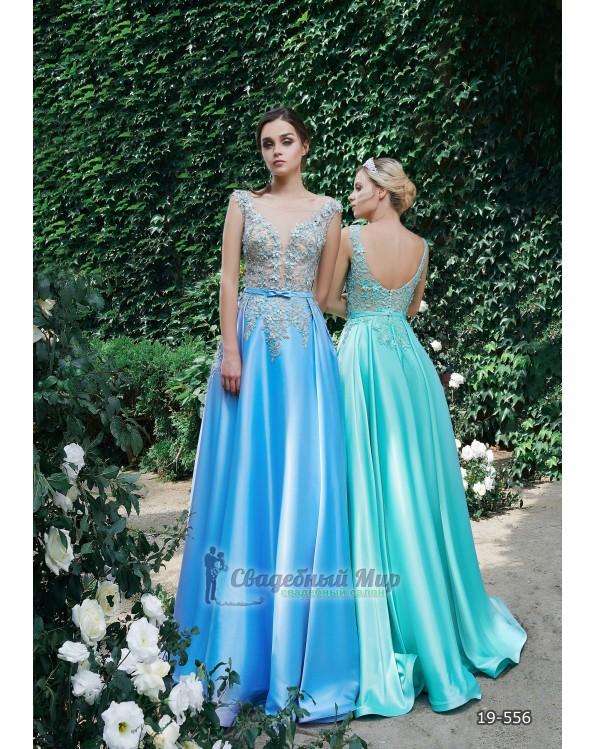 Вечернее платье 19-556