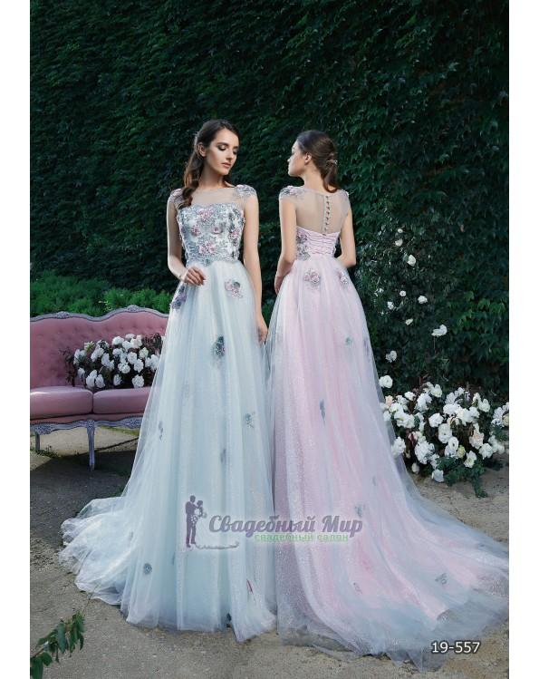 Вечернее платье 19-557