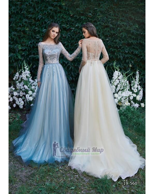 Вечернее платье 19-560