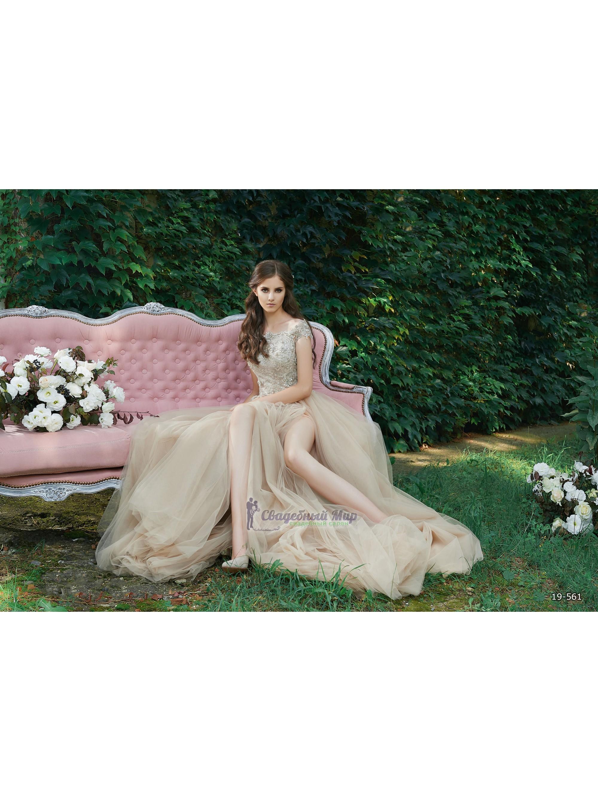Вечернее платье 19-561