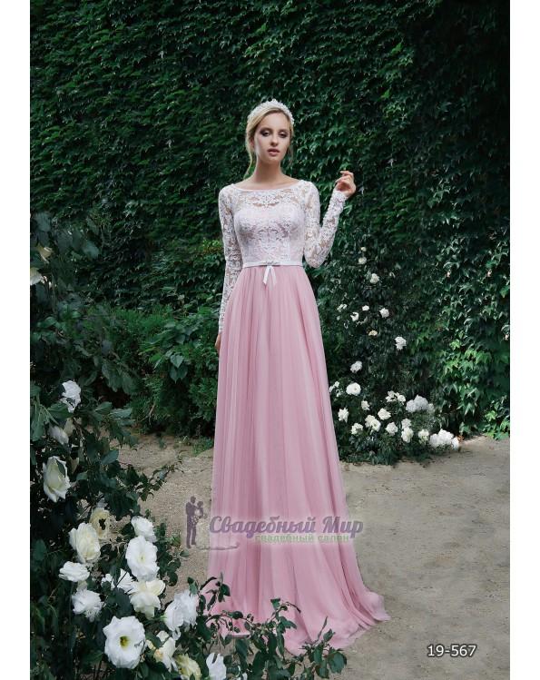 Вечернее платье 19-567