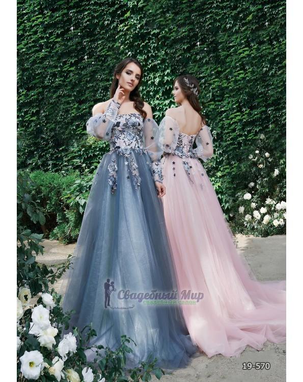 Вечернее платье 19-570