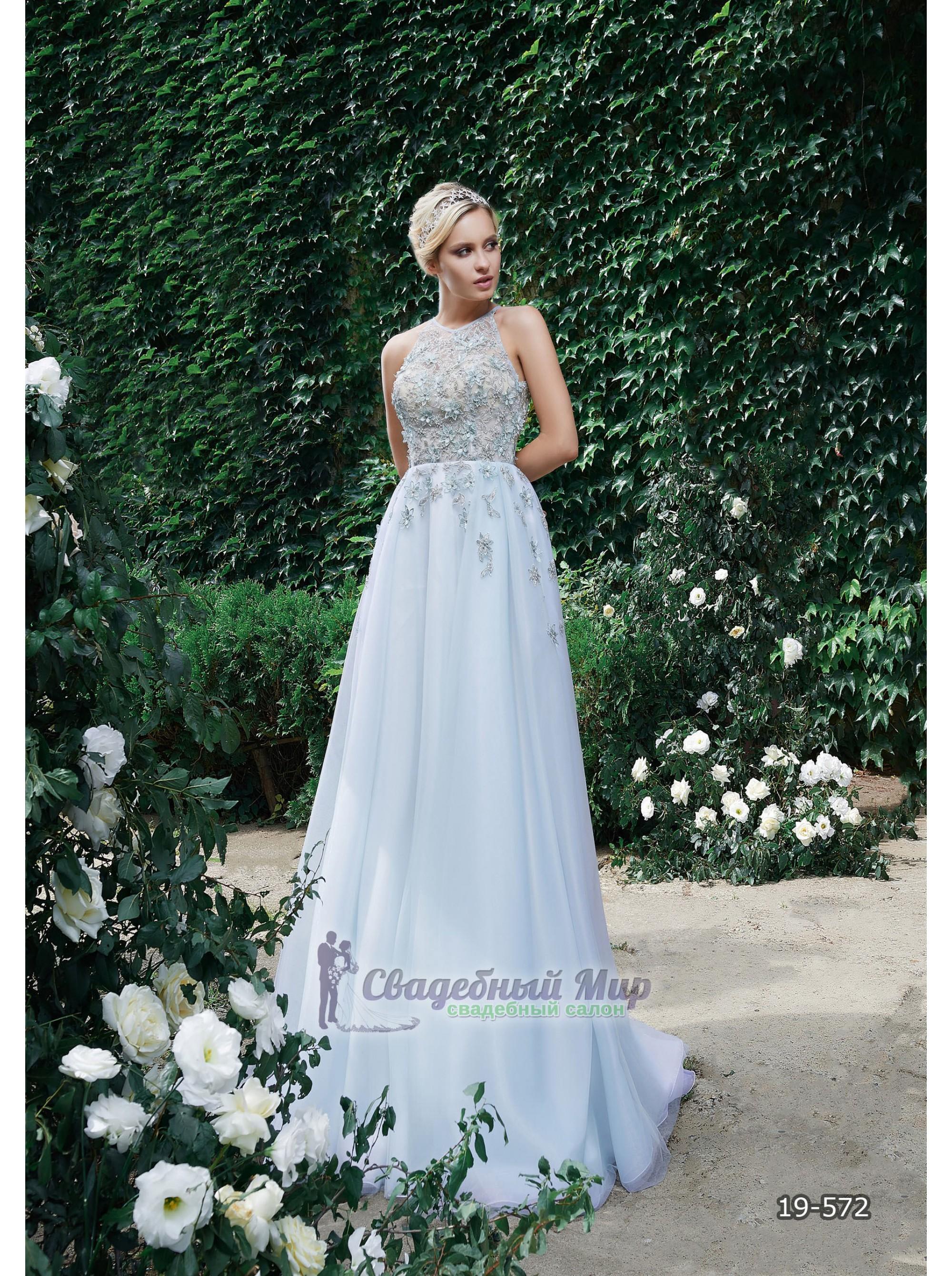 Вечернее платье 19-572