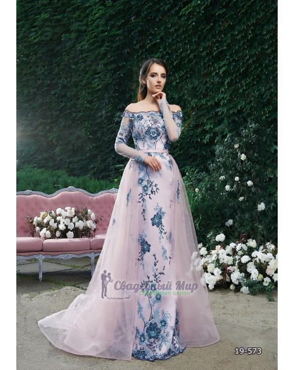 Вечернее платье 19-573