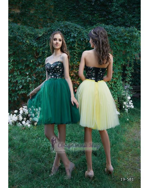 Вечернее платье 19-581