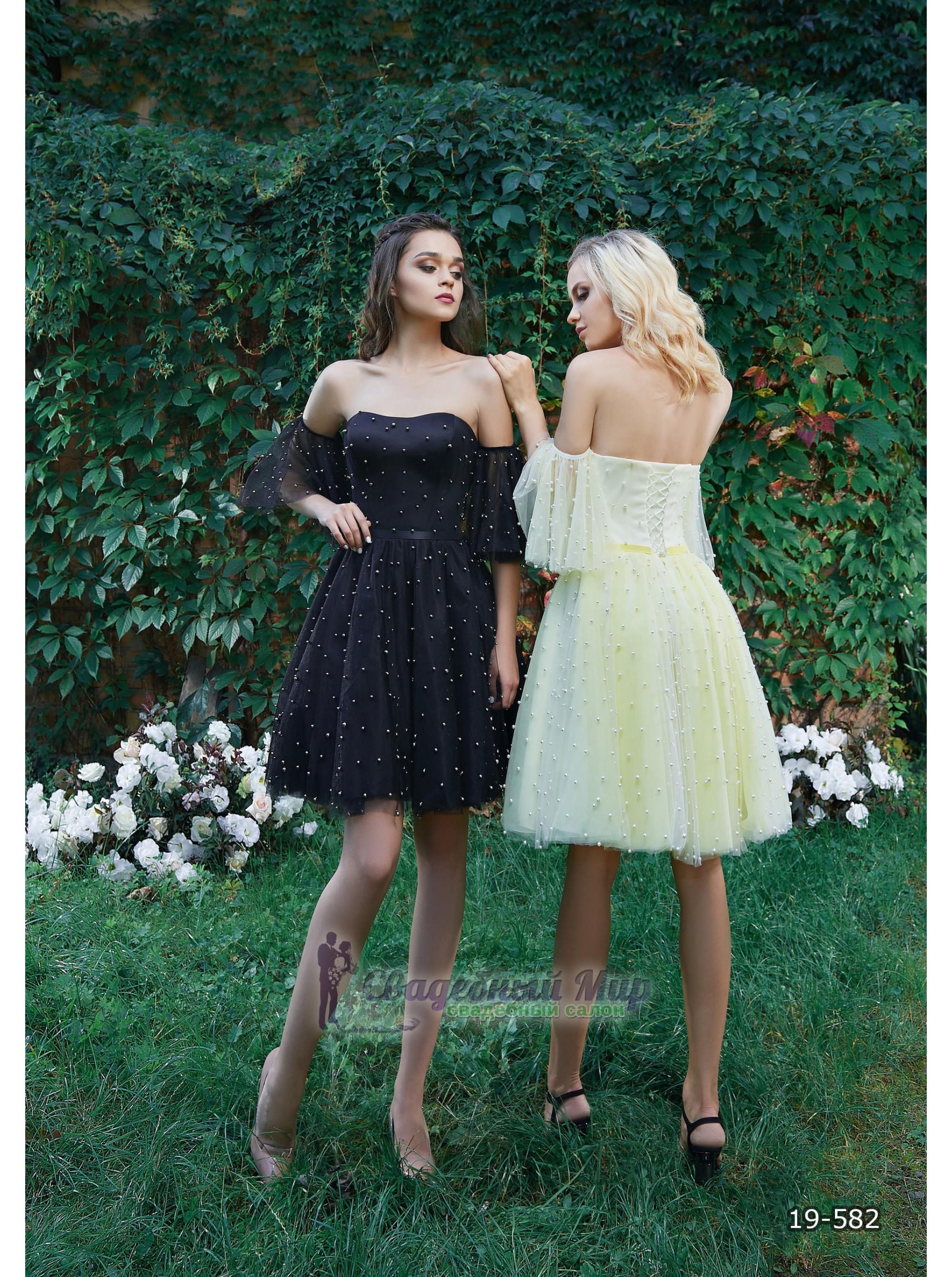 Вечернее платье 19-582