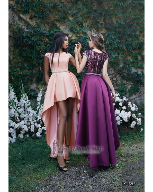 Вечернее платье 19-583
