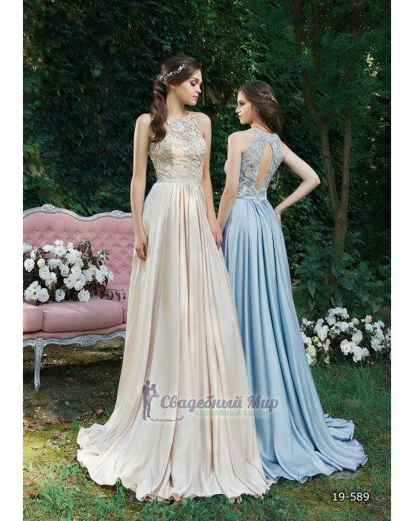Вечернее платье 19-589