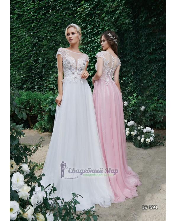 Вечернее платье 19-591