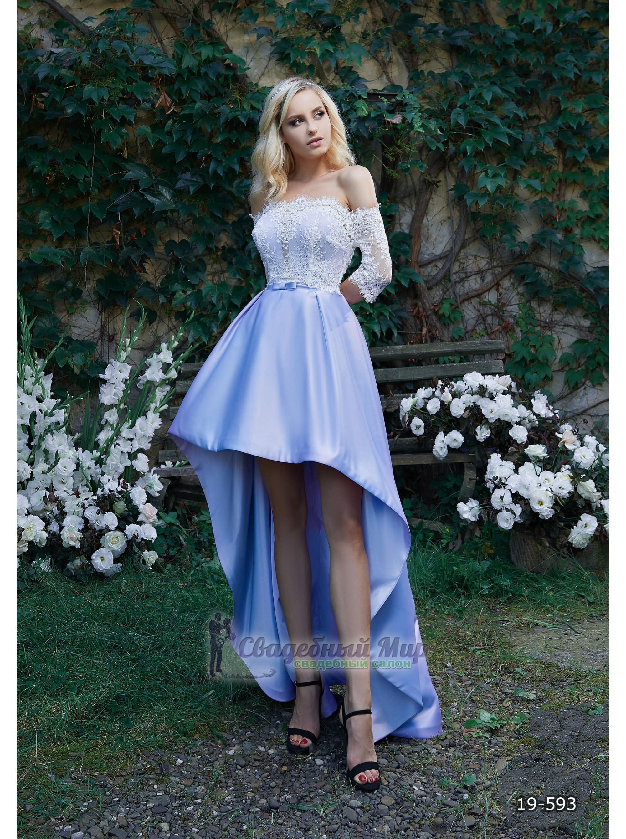 Вечернее платье 19-593