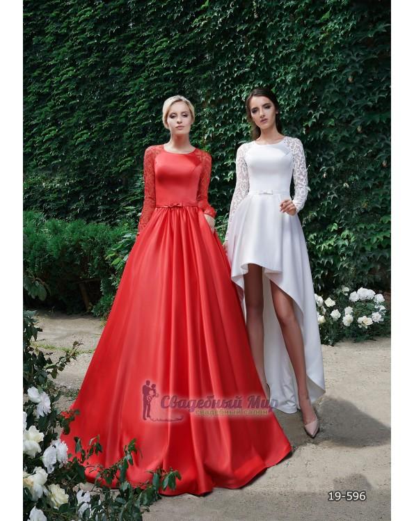 Вечернее платье 19-596