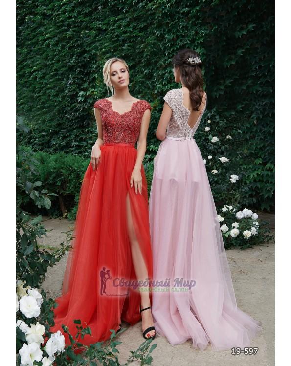 Вечернее платье 19-597