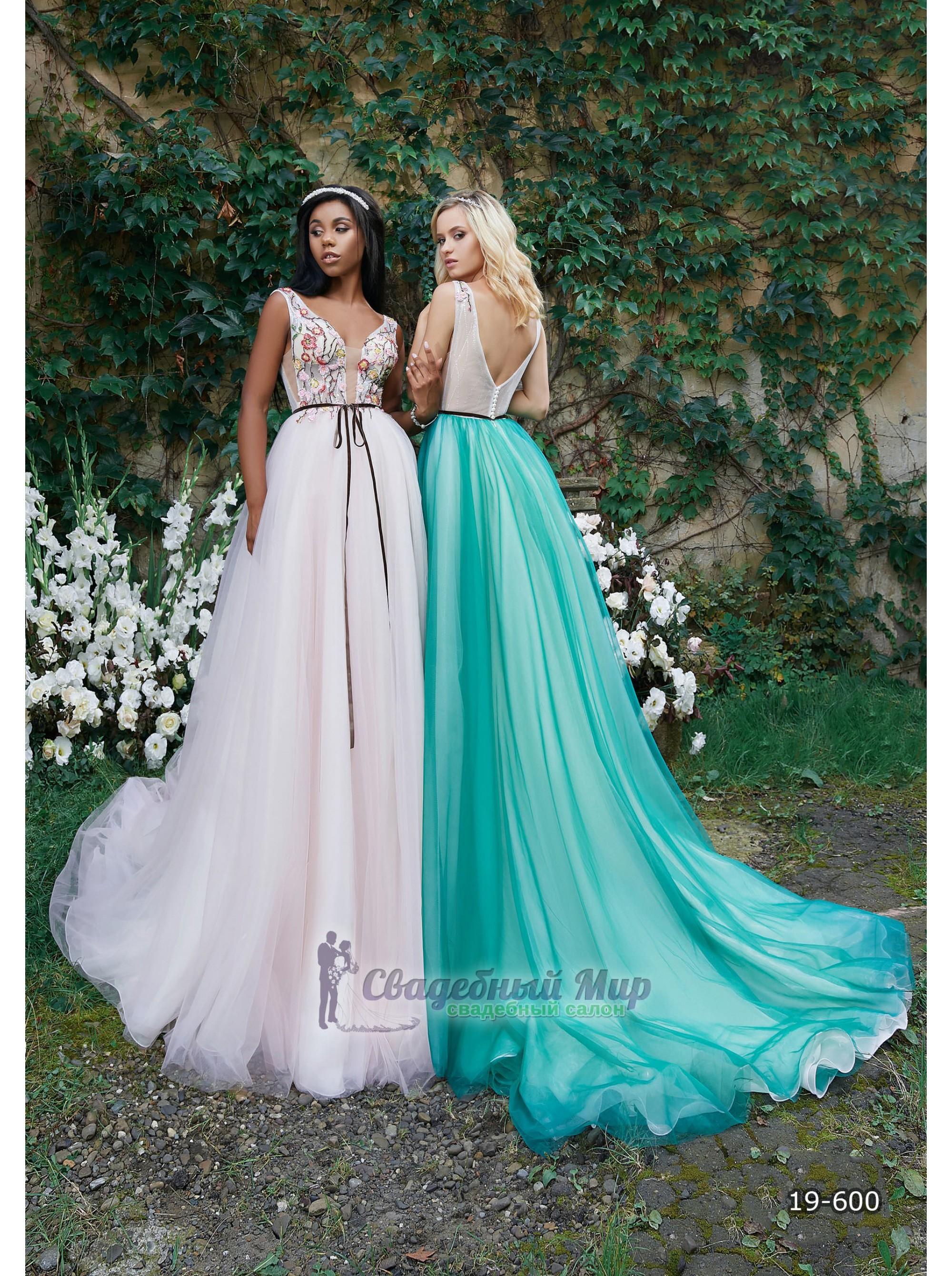 Вечернее платье 19-600