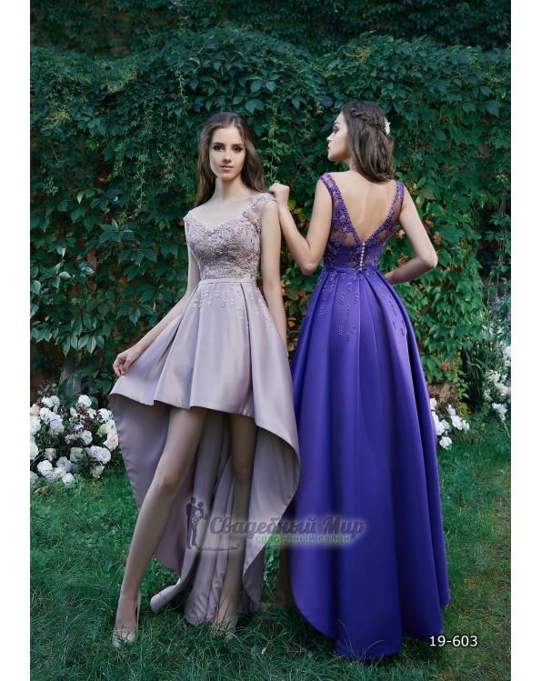 Вечернее платье 19-603