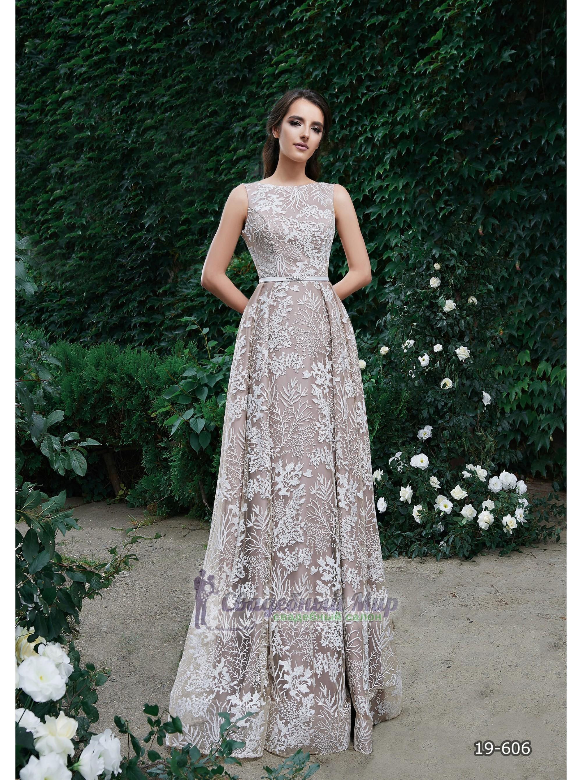 Вечернее платье 19-606