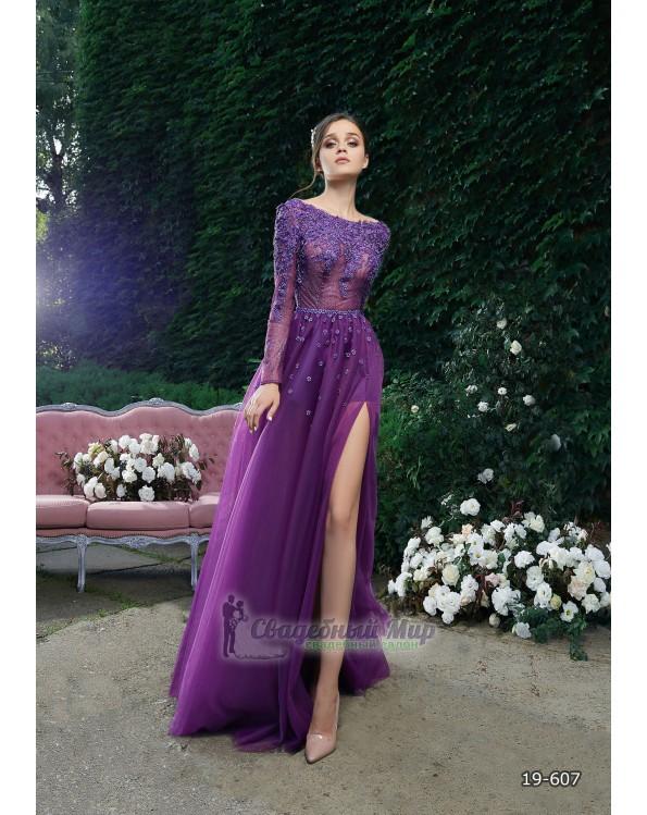 Вечернее платье 19-607