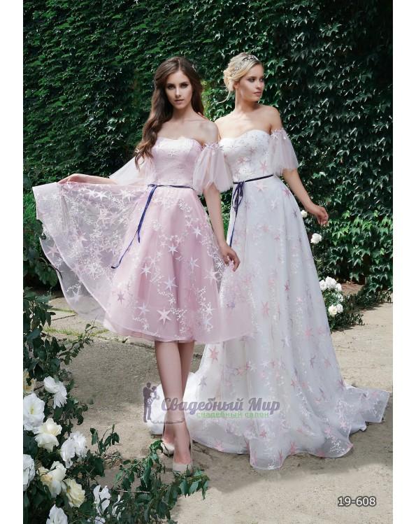 Вечернее платье 19-608