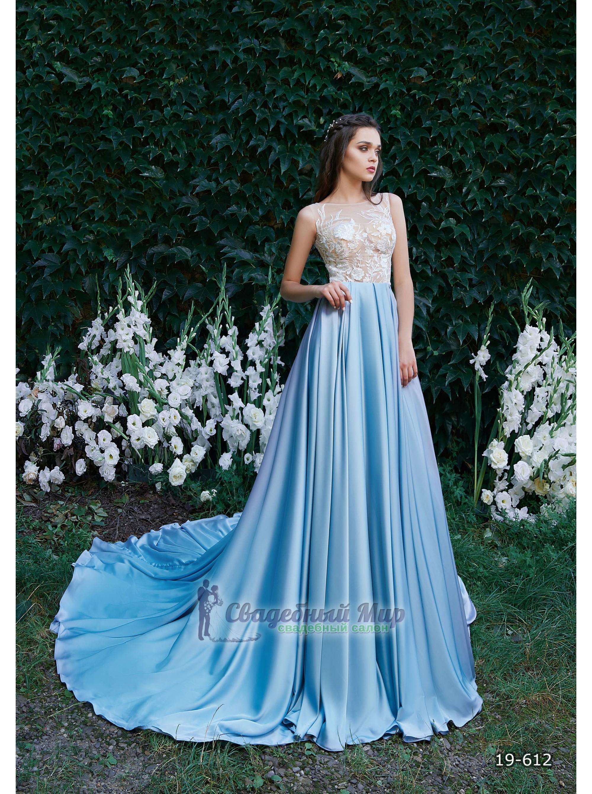 Вечернее платье 19-612