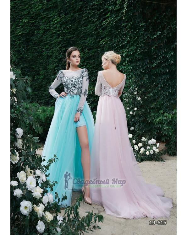Вечернее платье 19-615