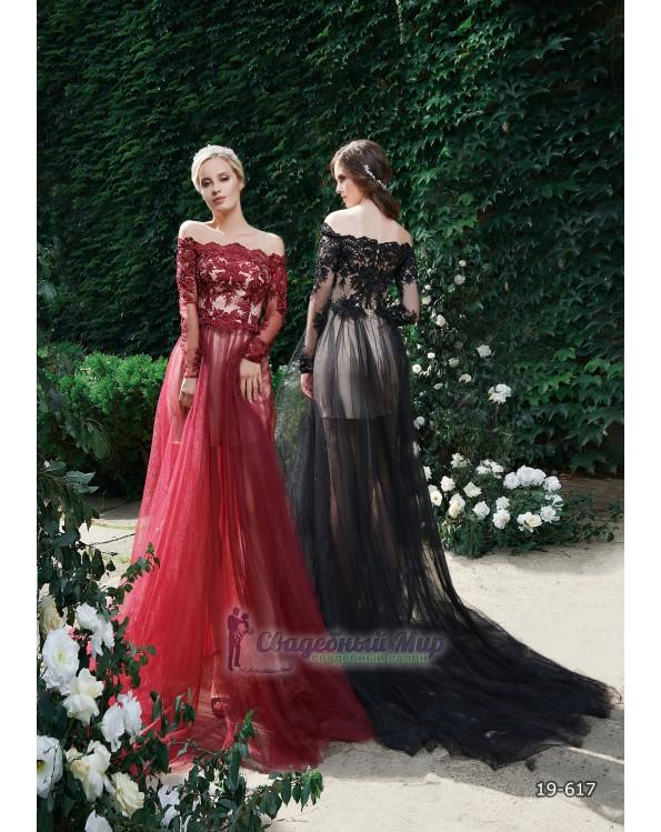 Вечернее платье 19-617
