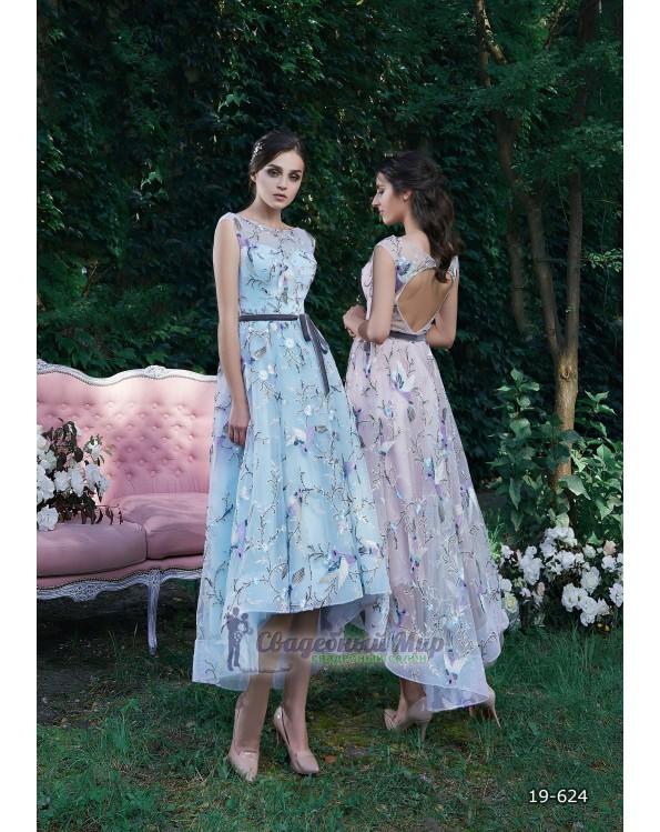 Вечернее платье 19-624