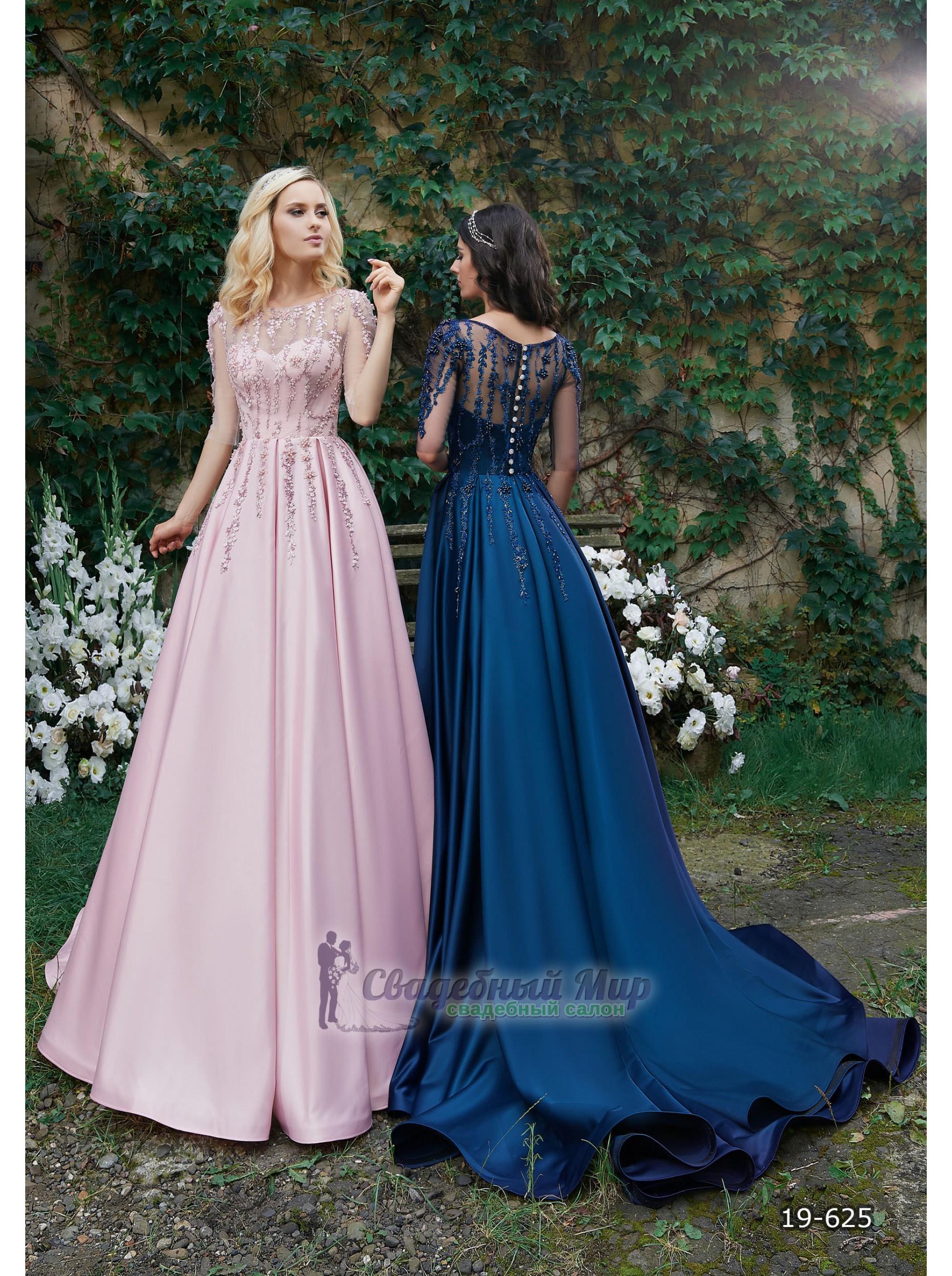 Вечернее платье 19-625