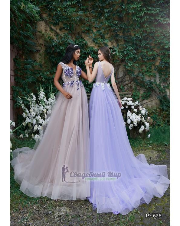 Вечернее платье 19-626