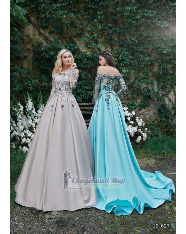 Вечернее платье 19-627