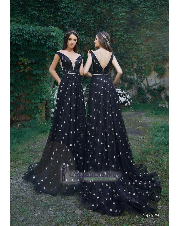 Вечернее платье 19-629