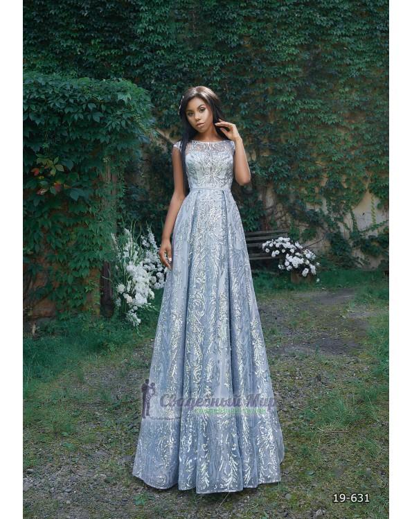 Вечернее платье 19-631