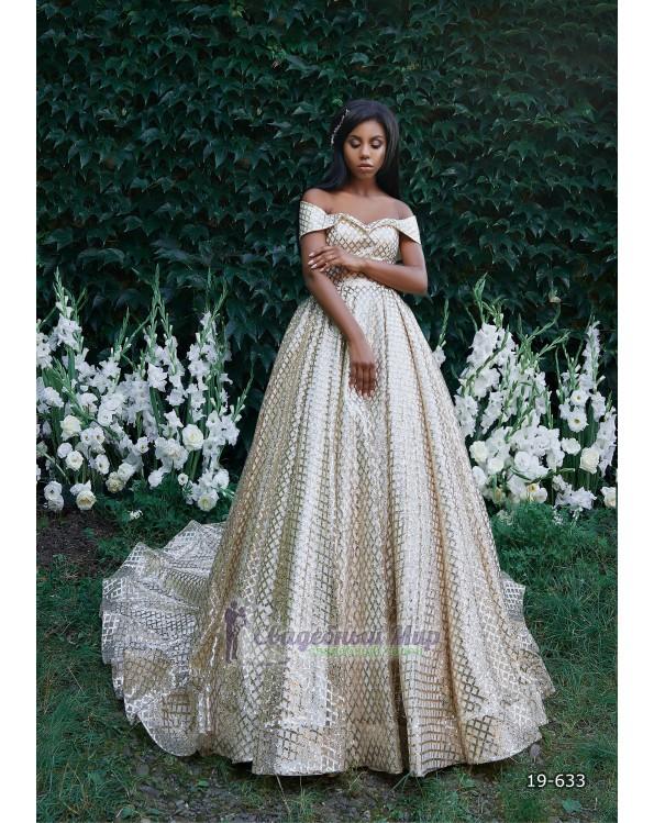 Вечернее платье 19-633