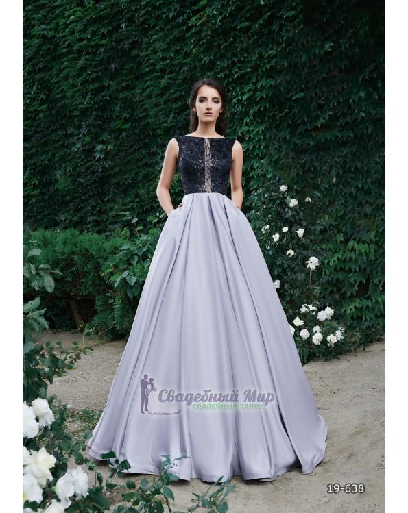 Вечернее платье 19-638