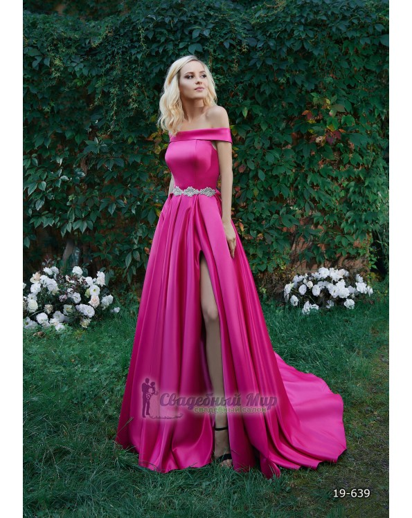 Вечернее платье 19-639